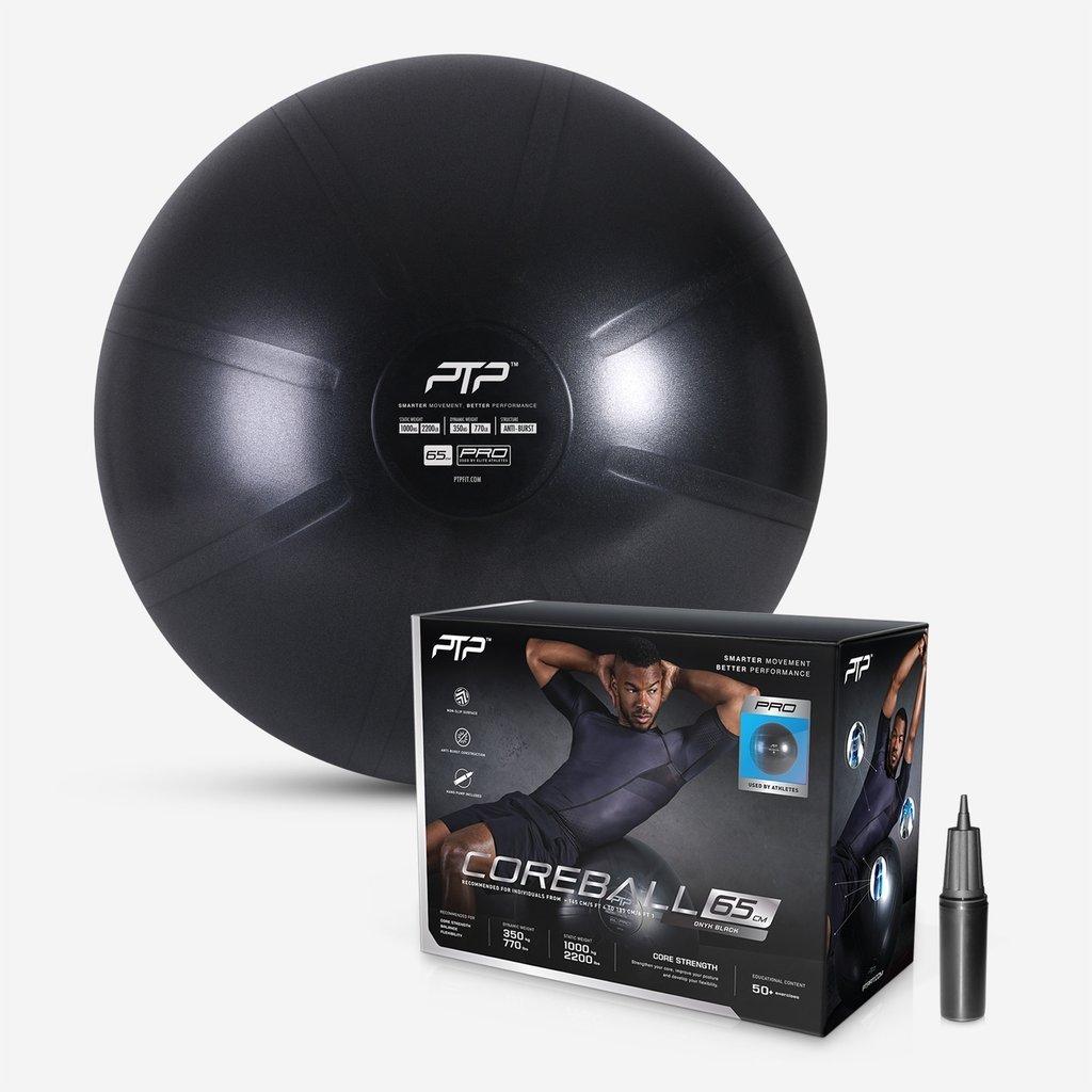 Core Ball 65cm Onyx Black