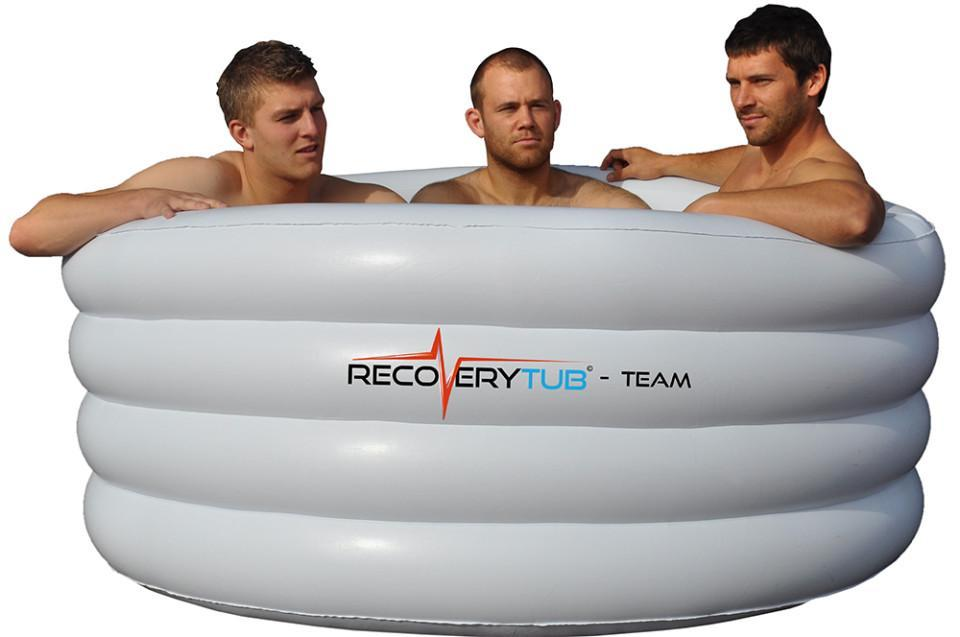 Recovery Tub Inflatable Ice Bath Team