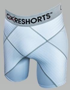 Coreshorts Pro 3.0 White/Grey