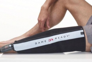Game Ready Straight Knee Wrap One Size