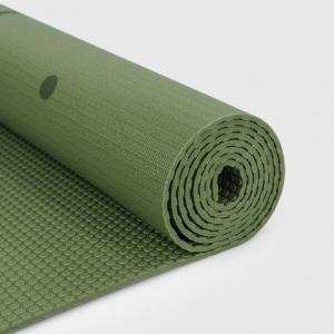 Bahe Essential Mat Alignment 4mm Olivine